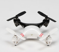 X-DART屋内屋外マイクロクアッドコプターワット/ 2.4GHzの送信機(モード1)(飛ぶために準備)