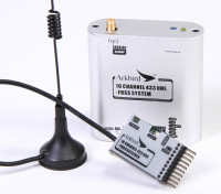 Arkbird 433MHzの10チャンネルFHSS UHFモジュールの受信機と/リピーターステーション