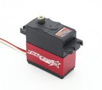 TrackStar TS-411MGデジタル1/10スケールショートコースステアリングサーボ11.1キロ/ 0.09sec / 57グラム