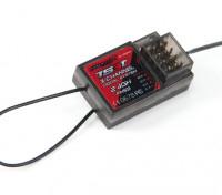 TrackStar TS3t 2.4GHzのFHSS 3チャンネル受信機