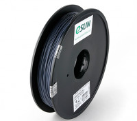 ESUN 3Dプリンタのフィラメントグレー1.75ミリメートルPLA 0.5KGスプール