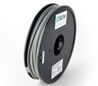 ESUN 3Dプリンタのフィラメントルミナスブルー3ミリメートルABS 0.5KGスプール