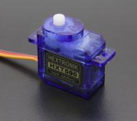 HXT500マイクロサーボ0.6キロ/ 0.08sec / 6.2グラム