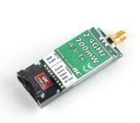 ImmersionRCわずか700mW 2.4GHzのオーディオ/ビデオトランスミッター(US版)