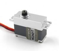 Goteck HC2421T HVデジタルMGメタルケース入りカーサーボ6.5キロ/ 0.05sec / 35グラム