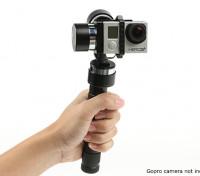 GoProのためのジンバルを安定化Z-1 Proの3軸ハンドヘルド