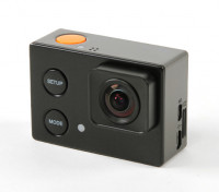 Isaw EDGEアクション4Kアクションカメラ