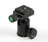 カメラトライポッド用のCK-30ボールヘッドシステム