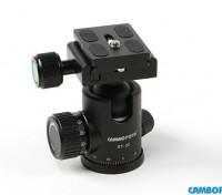 カメラトライポッド用Cambofoto BT30ボールヘッドシステム
