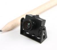 レーシングドローンNTSC用Quanumスーパーミニ520TVL FPVカメラ