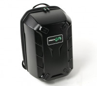 DJIファントム3マルチコプター用Multistarハードケースバックパック(ブラック)