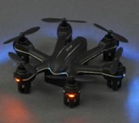 6軸ジャイロモード2とMJX X900ナノHexcopter飛ぶようにレディ(ブラック)