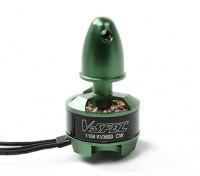 Multistar Vスペック1104-3600KVマルチローターモーター(CW)