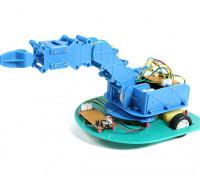 リモコン付きEK6600移動ロボットアームカーキット