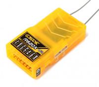 OrangeRx R620X V2 6CH 2.4GHz帯DSM2 / DSMXコンプフルレンジ受信ワット/土、本部のAnt、F /安全&CPPM