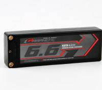 Turnigy Graphene 6600mAh 2S2P 90C Hardcase Lipo Pack (ROAR APPROVED)