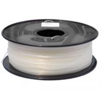HobbyKing 3Dプリンタフィラメント1.75ミリメートルのポリカーボネートまたはPC 1KGスプール(ホワイト)