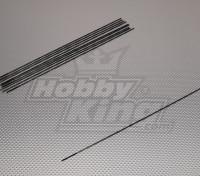 金属プッシュロッドM2.2xL300(10個入り/セット)