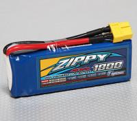 ジッピーFlightmax 1800mAhの2S1P 40C