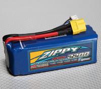 ジッピーFlightmax 2200mAhの4S1P 40C