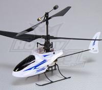 2.4GHzのマイクロ同軸ヘリコプター4チャンネル(RTF  - デュアルモードTX)