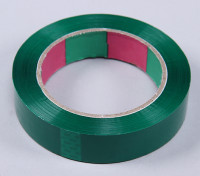 ウイングテープ45mic×24ミリメートルのx 100メートル(ナロー - グリーン)