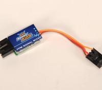 頭部運動トラッカージャイロ用HobbyKing PPM信号ミキサーバージョンB