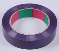 ウイングテープ45mic×24ミリメートルのx 100メートル(ナロー - パープル)