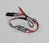 マイクロパワーブラシレスモーターRPMセンサー