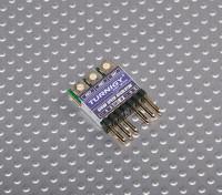Turnigy 3チャネルサーボスピード/ディレクションレギュレーター