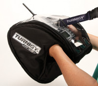 Turnigyトランスミッタグローブ(2.4GHzの/ネックストラップレディ)