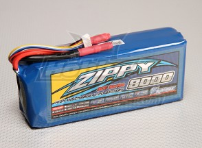 ジッピーFlightmax 8000mAh 5S1P 30C