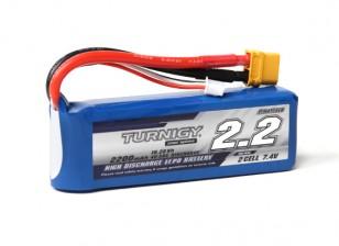 Turnigy 2200mAh 2S 40C Lipo Pack