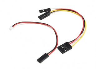 Turnigy iA6C Receiver Cables