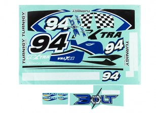 Durafly® ™ EFXtra - Sticker Set (Blue)