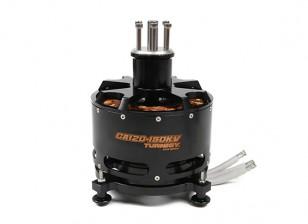 Turnigy CA120 150KVブラシレスアウトランナー(100ccの当量)
