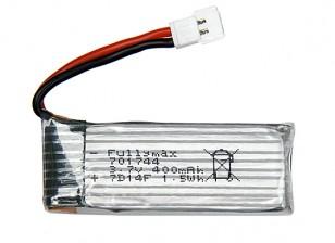 3.7V 400mAh Lipo Battery for CX-95S