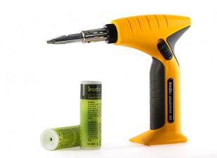 Iroda SolderPro 4in1 Pro-180 Adjustable Gas Soldering Iron Set (30-185W) 1