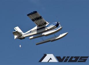 "**Pre-Order** Avios Grand Tundra - Blue/Silver 1700mm (67"") Sports Model (PNF)"