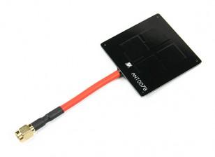 Aomway 5.8GHz帯パッチ指向性アンテナ6dbi(RHCP)(RP-SMA)