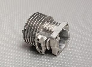RCGF 15ccガスエンジン - シリンダー