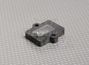 RCGF 15ccガスエンジン - リード・ブロック・アセンブリー