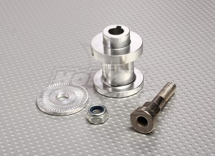 RCGF 15ccガスエンジン - プロップハブアセンブリ