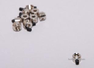 ランディングギアホイールストップセットカラーの8x3.1mm(10個入り)
