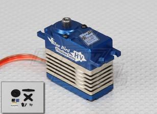 BLS-31A高電圧(7.4V)ブラシレスデジタル合金ギアサーボ -  31キロ/ 0.14s / 74グラム