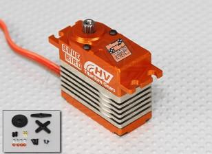 BMS-35A高電圧(7.4V)コアレスデジタルサーボ/チタン合金ギア35.5キロ/ .14sec / 74グラムのw