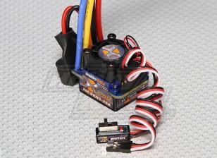 HobbyKing®™35Aセンサ付き/センサレスカーESC(1:10/1:12)