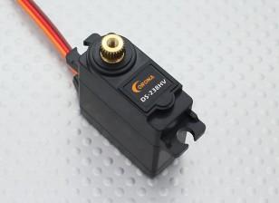 コロナDS238HVデジタルメタルギアサーボ4.6キロ/ 0.13秒/ 22グラム