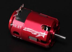 Turnigy TrackStar 10.5Tセンサードブラシレスモーター3730KV(ROAR承認)