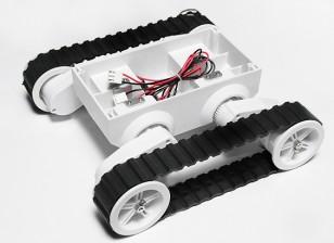 ローバー5エンコーダなしでロボットシャーシを追跡されました